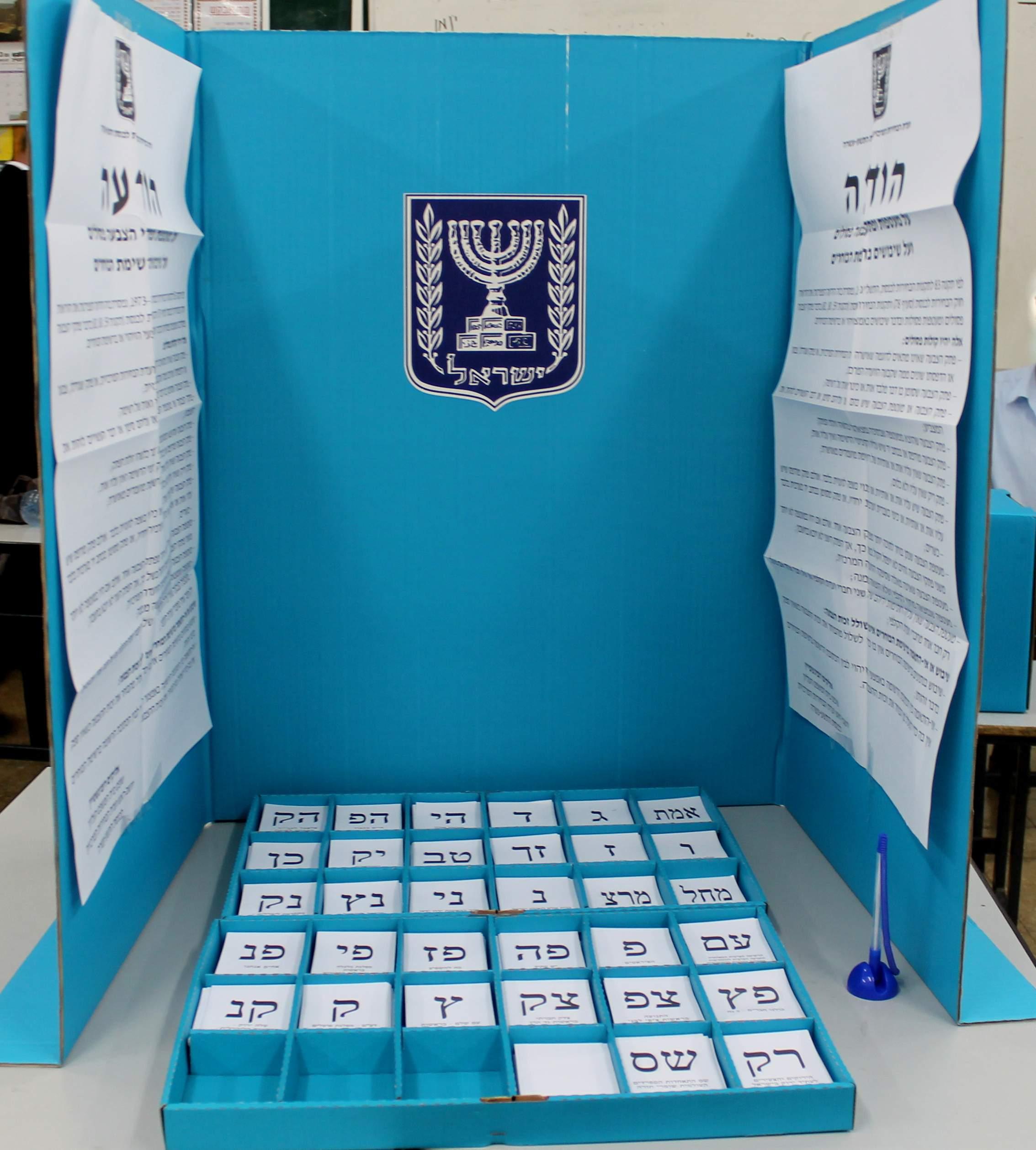 פרק 6 – בחירות אישיות במדינת ישראל – חלק ו